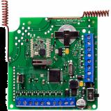 وحدة للتكامل مع أنظمة الأمان السلكية والهجينة من شركة مع SCO038 AJAX