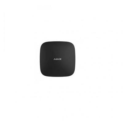 مقوي شبكة الاتصال الخاص باجهزة الحماية من شركةAJAX  لون اسود و ابيض SCO037