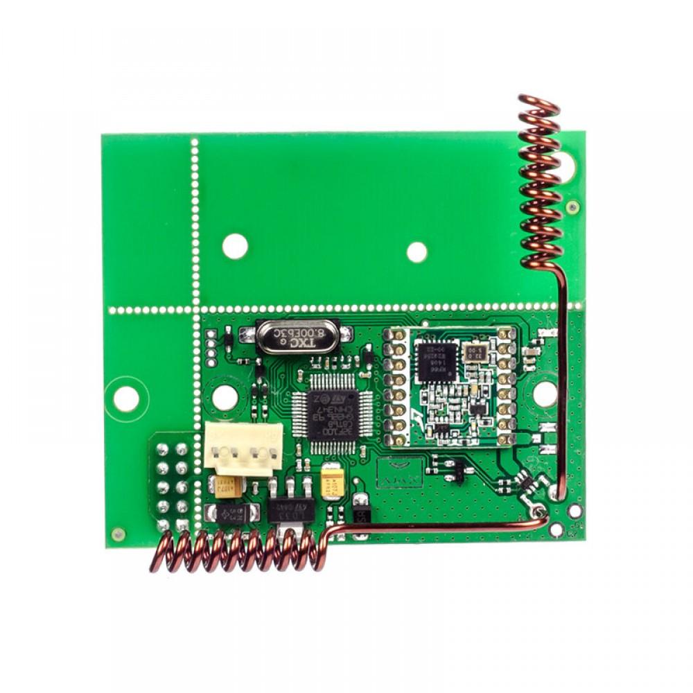 وحدة للتكامل من AJAX مع أنظمة الحماية اللاسلكية وأنظمة المنزل الذكي من جهات خارجية SCO039