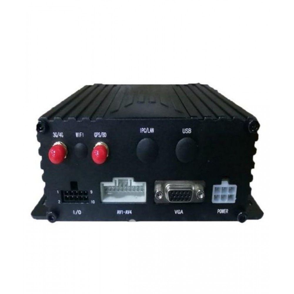 جهاز تتبع بعدة كاميرات-   SCO016  MDVR-Scorpio sco09